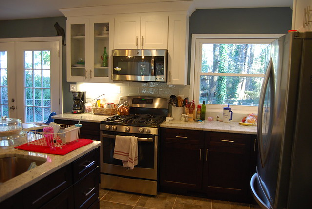 Kitchen Renovation: After!