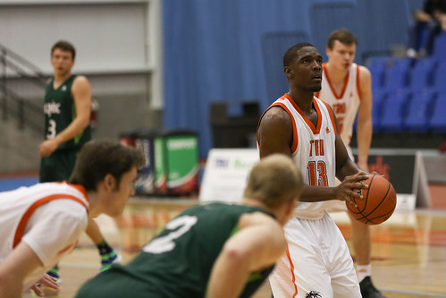 WolfPack Men's Basketball Capture Fifth Straight With Win Over UNBC-Clinch Playoff Spot