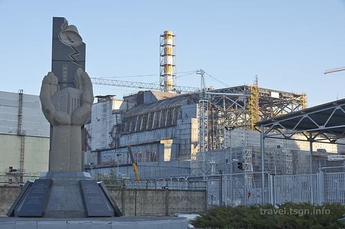 【写真】東欧周遊 : 原子力発電所