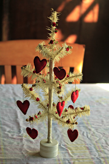 Saint Valentines Tree