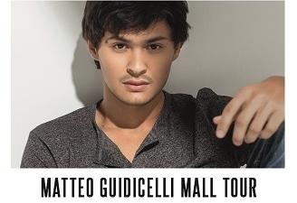 Valentines Matteo Guidicelli Mall Tour at SM City Davao poster at DavaoLife.com