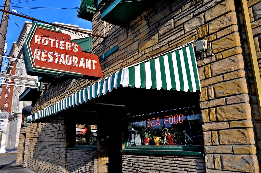 Rotier's Restaurant Nashville TN