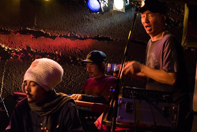 TIME STEPPERS live at Manda-La 2, Tokyo, 29 Feb 2016. -00257