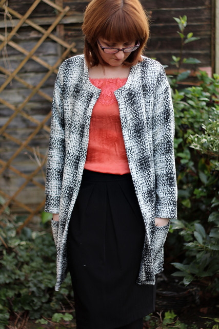 Paprika Patterns Opal Cardigan