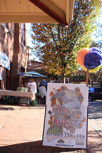The Handmade Market, Nov 2015
