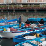 Pescador en Bari