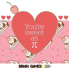 regram @natgeochannel Snuggle up with your sweetie pie and watch the season premiere of #BrainGames tonight at 9/8c on @natgeochannel. Happy #ValentinesDay!