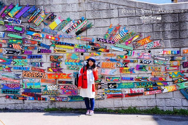 South Korea 2014 - Day 02 Busan Gamcheon Culture Village 03
