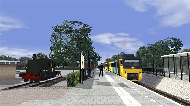TS2016, Sneek Wadloper Sik Train Simulator