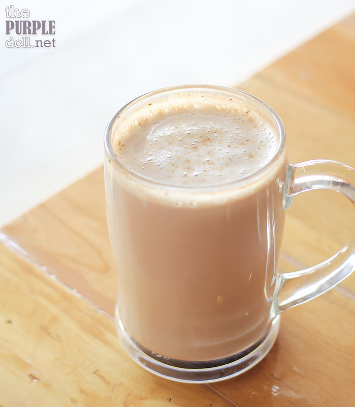 Spicy Hot Chocolate (P105 Large; P115 Super)