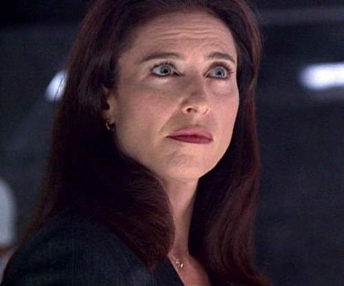 The X-Files - Diana Fowley