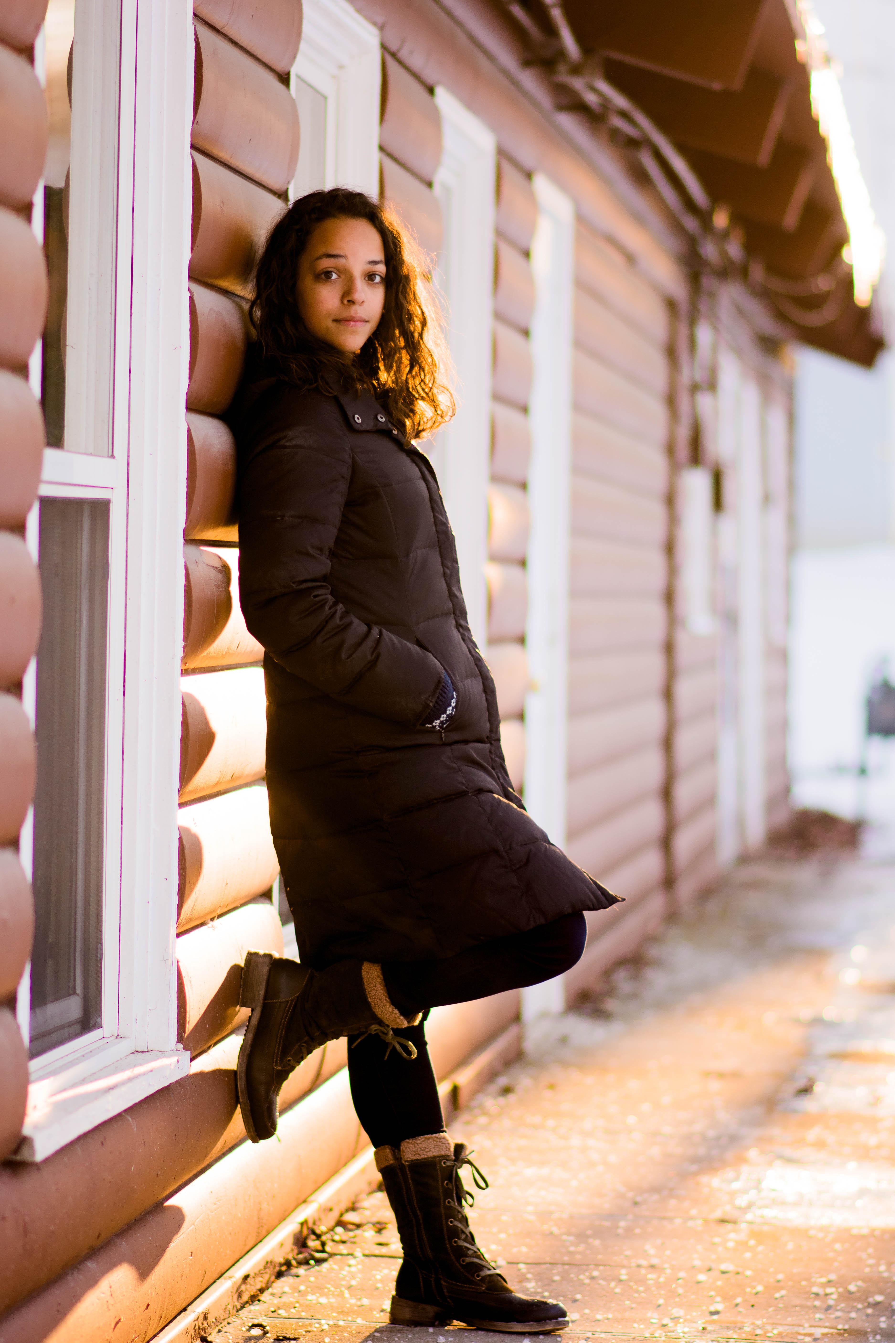 Rachel D | Portraits