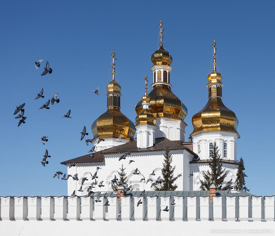 свято троицкий монастырь фото тюмени уже имели