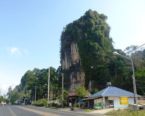 Krabi-Noppharat Thara-route (1)
