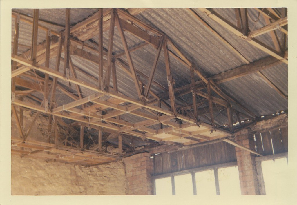 Workshop roof truss 2