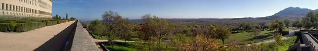 Escorial view2