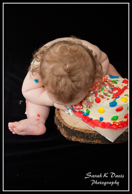 Wyatt's One Year Shoot & Cake Smash