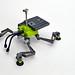 Lava Explorers Pathfinder drone by Shannon Ocean