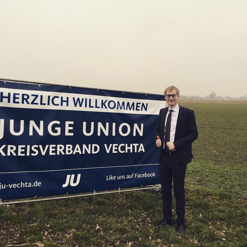 Der 50. Niedersachsentag der JU NDS in Vechta 2016