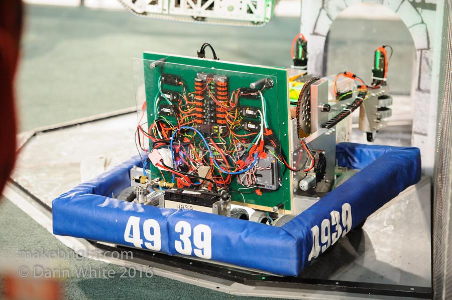 FIRST Robotics Regionals - UW - April 2016 475