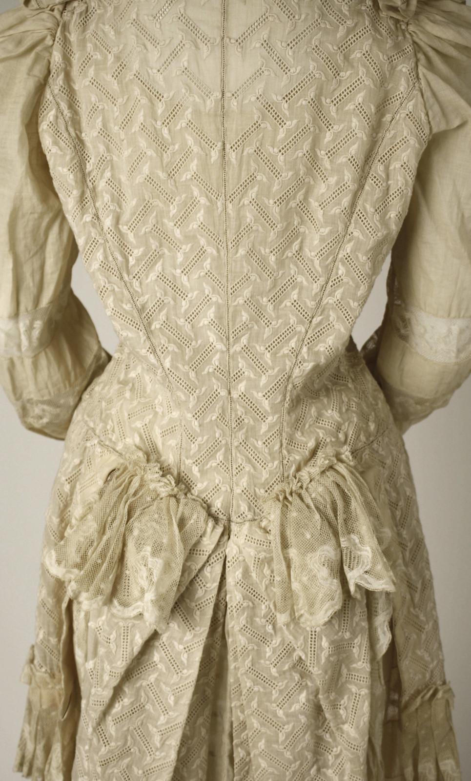 c1891. American. Cotton. metmuseum