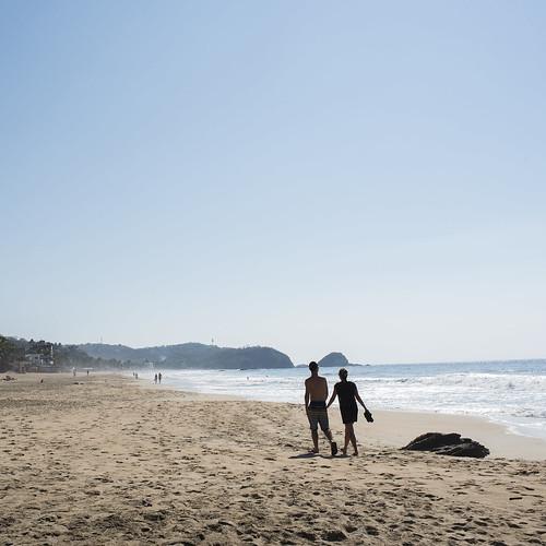 Playa Zipolite Mexico