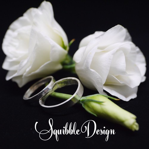 Custom Silver Rings by Squibble Design