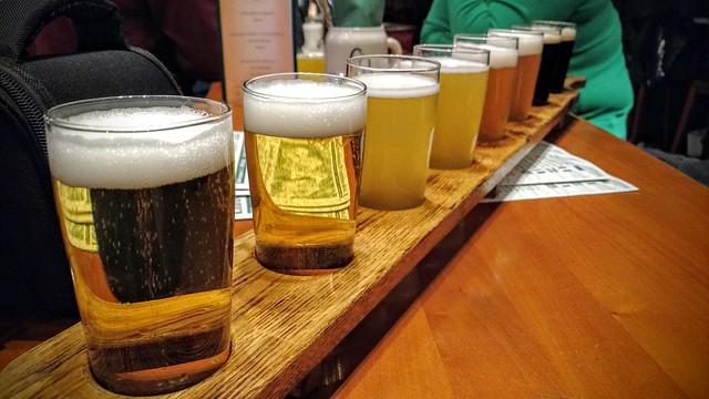 A metre of beer