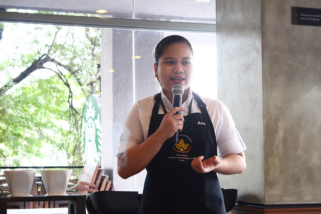 Starbucks Coffee College - Starbucks Philippines - Coffee Appreciation - Starbucks Reserve - Tomas Morato -5