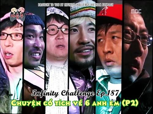 [Vietsub] Infinity Challenge Ep 187