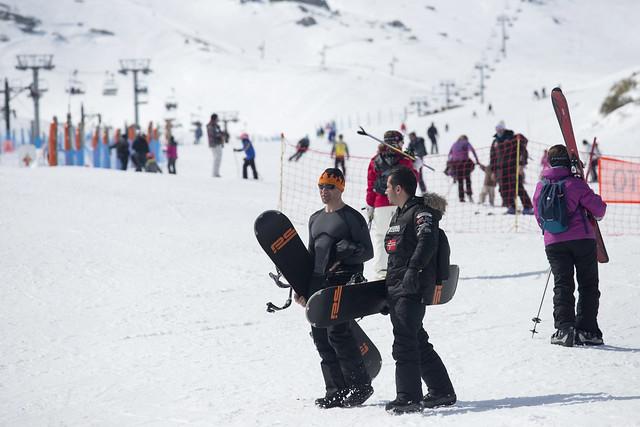 Estación de esquí, Alto Campoo