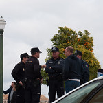 Policías españoles en Portugal