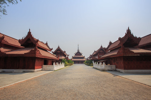 Palace quarters