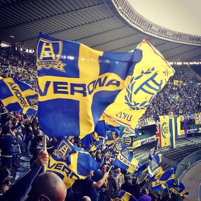 Noi siamo l'Hellas Verona | Hellas Live