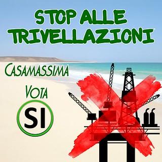 Stop alle trivellazioni