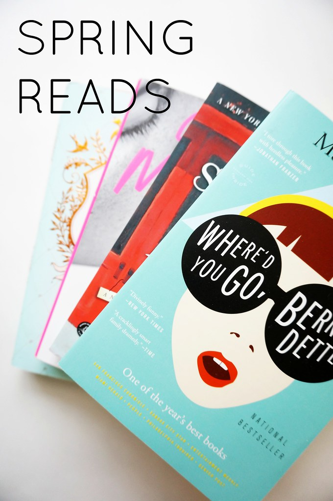Rebecca Lately Spring Reads