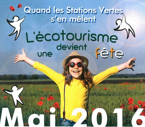 station verte - Fête de l'ECOTOURISME 2016