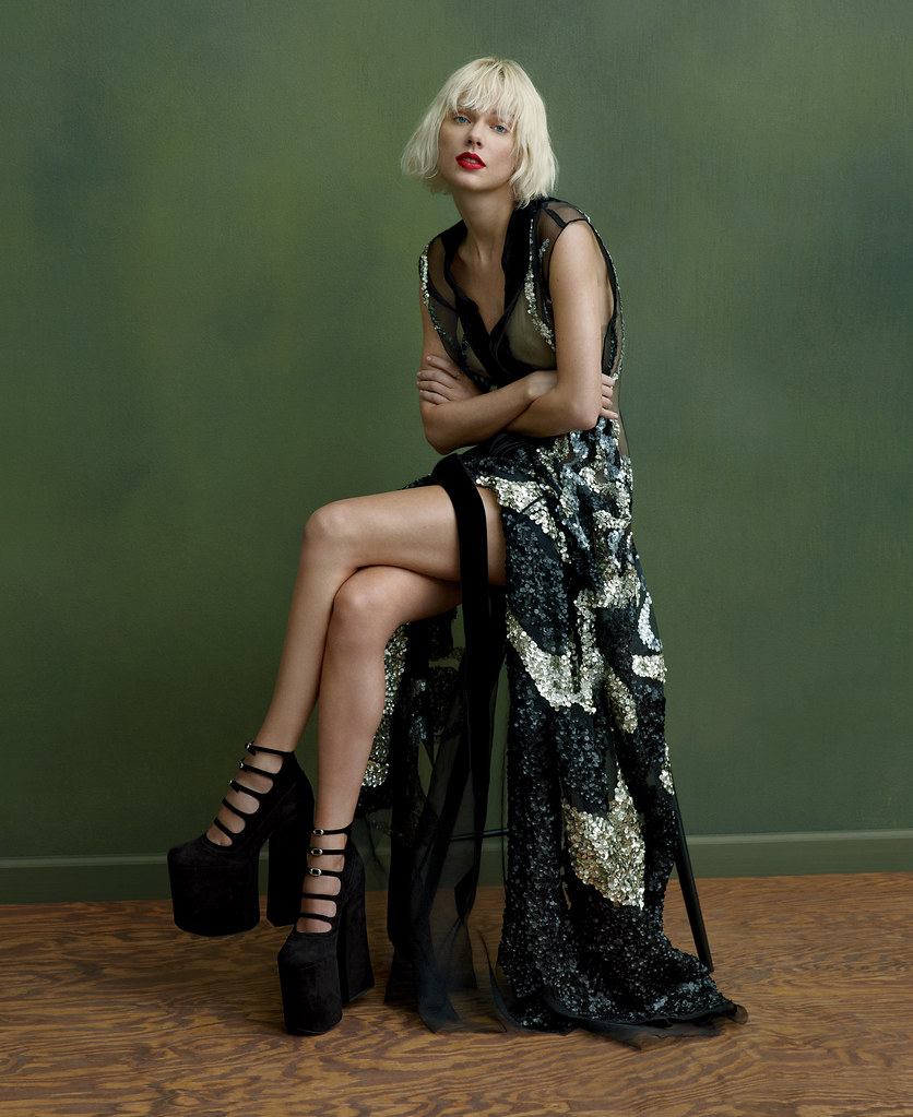 Тейлор Свифт — Фотосессия для «Vogue» 2016 – 7