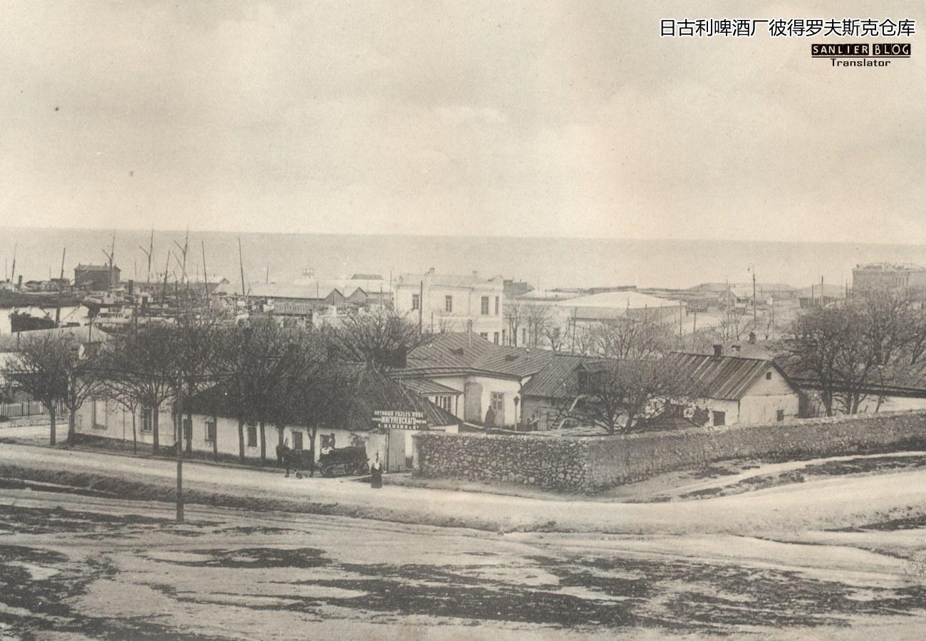 日古利啤酒厂仓库18