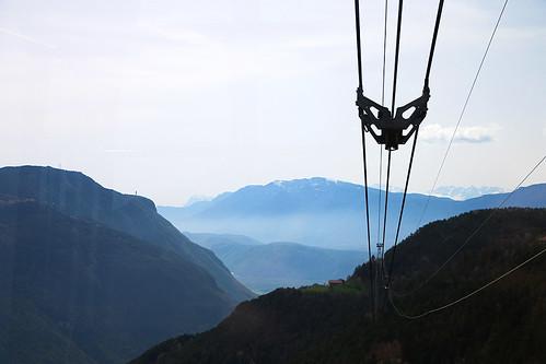 Ritten-Seilbahn Oberbozen Soprabolzano Südtirol Alto Adige Blogger-Reise Booking Südtirol www.bookingsuedtirol.com