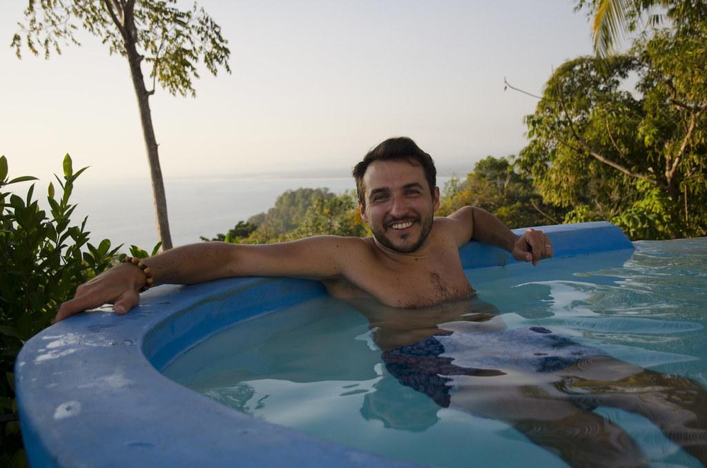 La Mariposa Swimming pool - Manuel Antonio