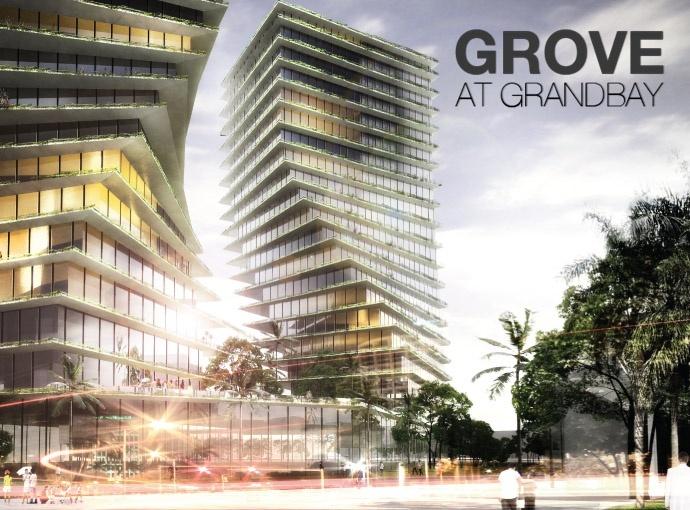 Жилые башни Twisted Towers в Майами