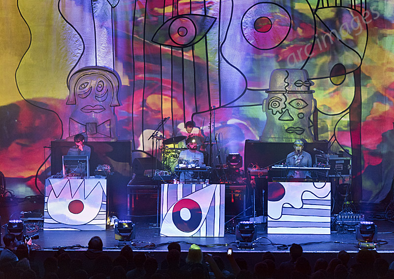 Animal Collective at Manchester Ritz