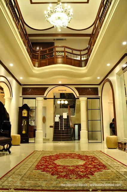 Tambayan Capsule Hotstel & Bar Lobby