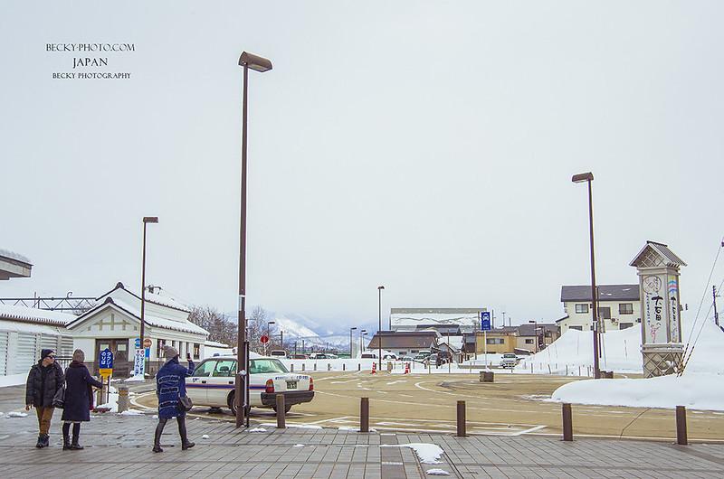 山形県大石田駅