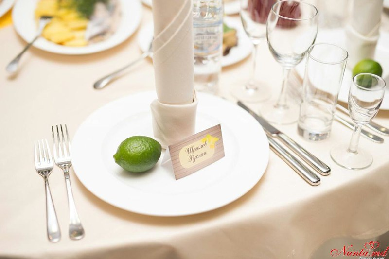 Tatiana Decor- Мы сделаем Ваш праздник Красивым! > Фото из галереи `3. Лимонная свадьба`