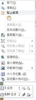 word檔大量改圖片尺寸