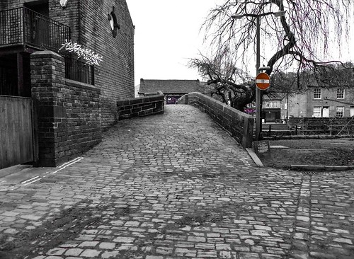 Old Pack Horse Bridge, Hebden Bridge