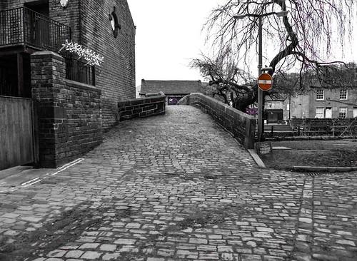 Old Pack Horse Bridge, Hebden Bridge