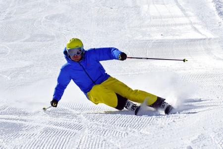 Test lyží - SNOWtest 2015/16